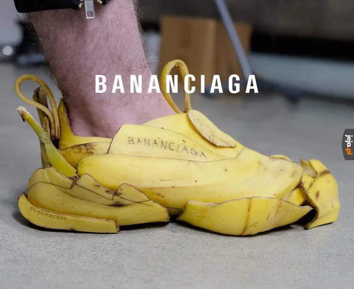 Bo Balenciaga jest zbyt mainstrowana