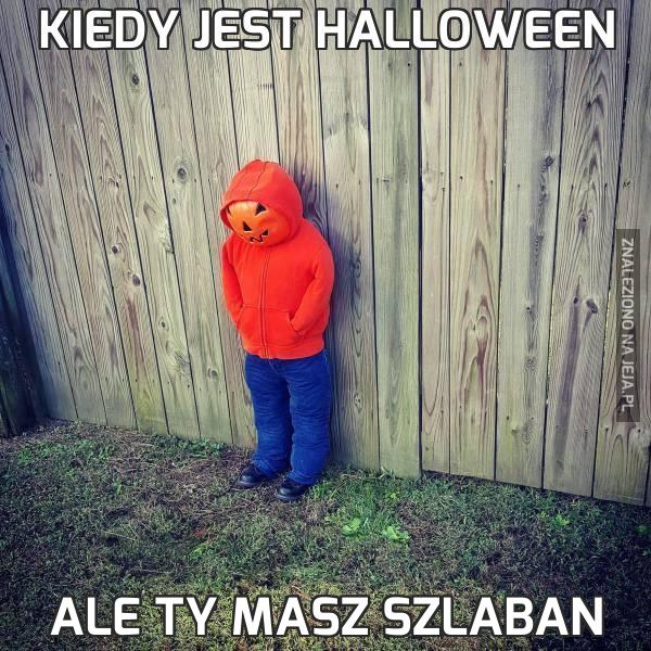 Kiedy jest Halloween