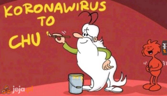 Co naród sądzi o koronawirusie