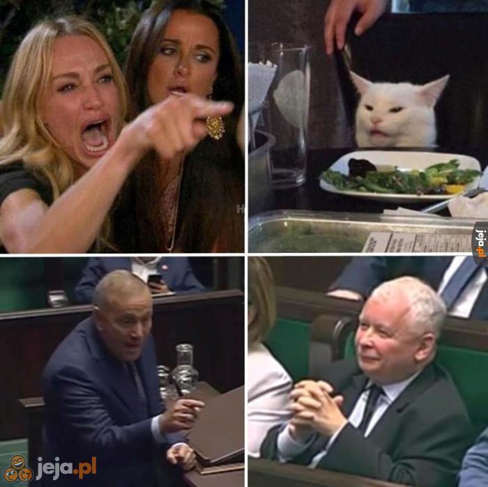 Polityczna wersja mema