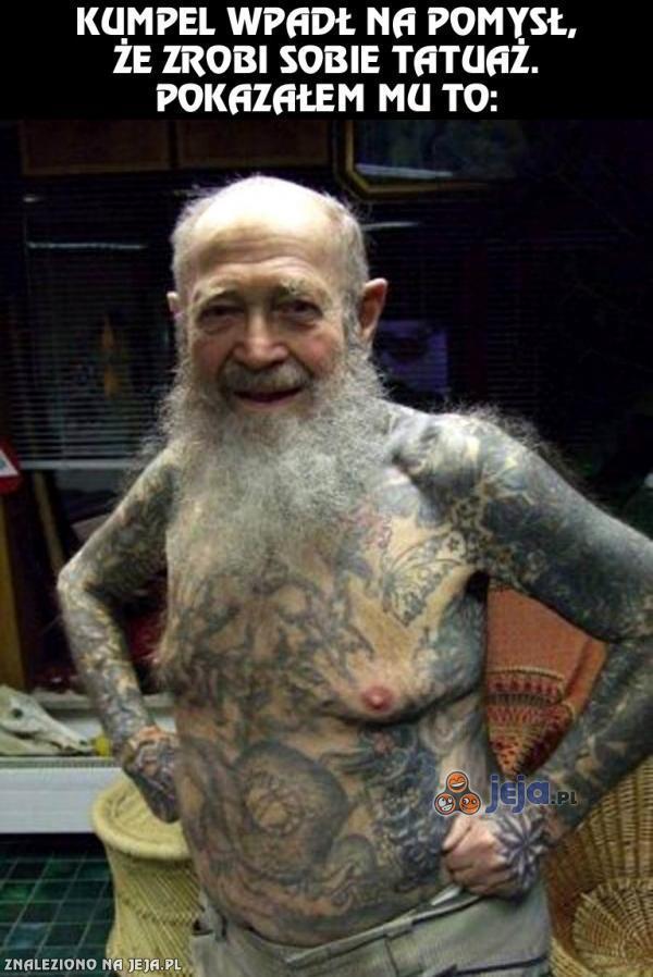 Chcesz Zrobić Sobie Tatuaż Jejapl