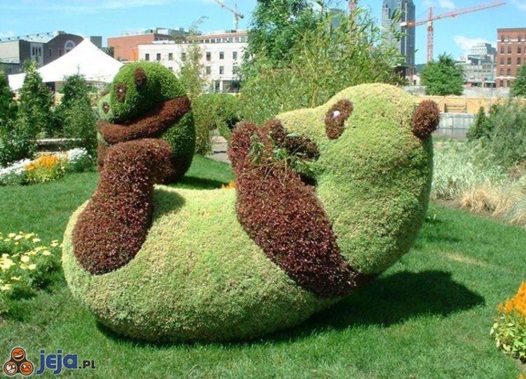 Naturalna rzeźba
