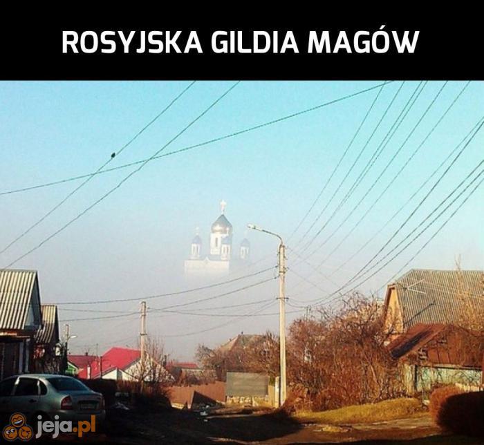 Takie rzeczy tylko w Rosji