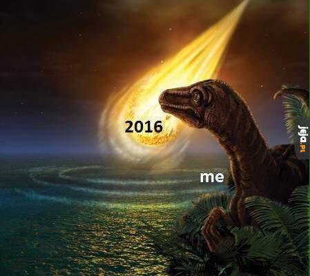 To nie był najlepszy rok