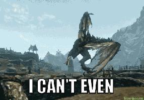 Dragon dancing...
