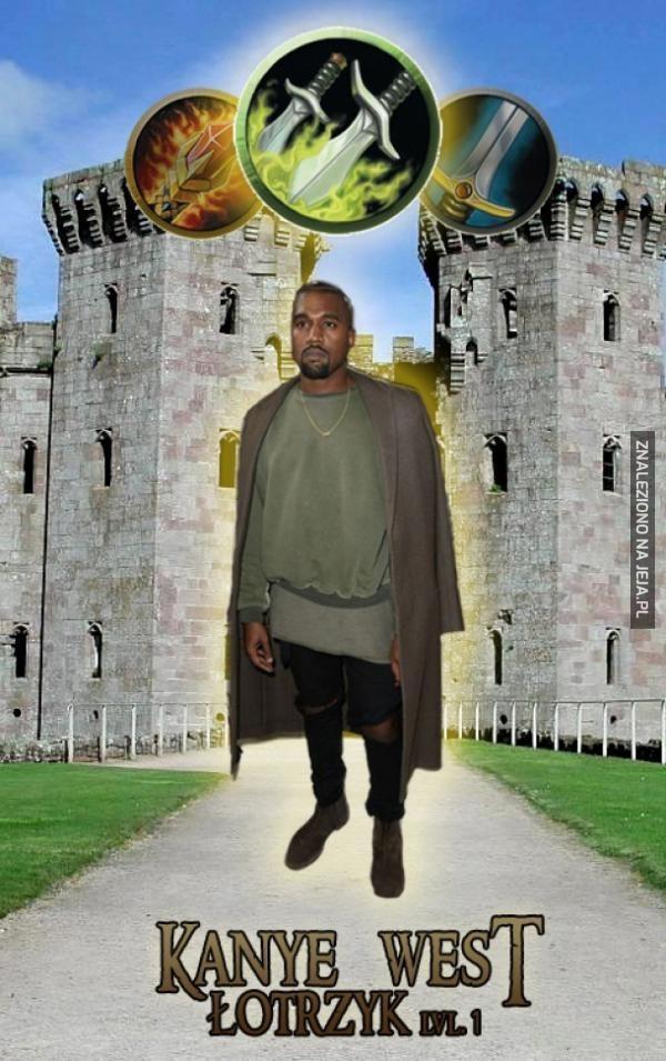 Kanye West - Łotrzyk 1 level