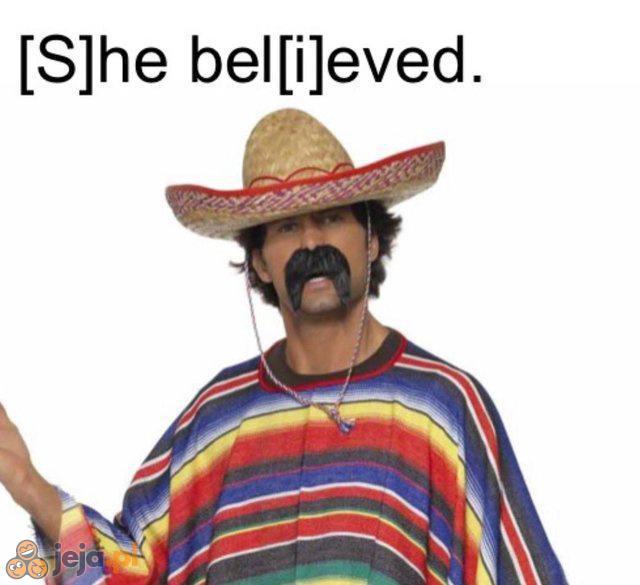Juan uwierzył