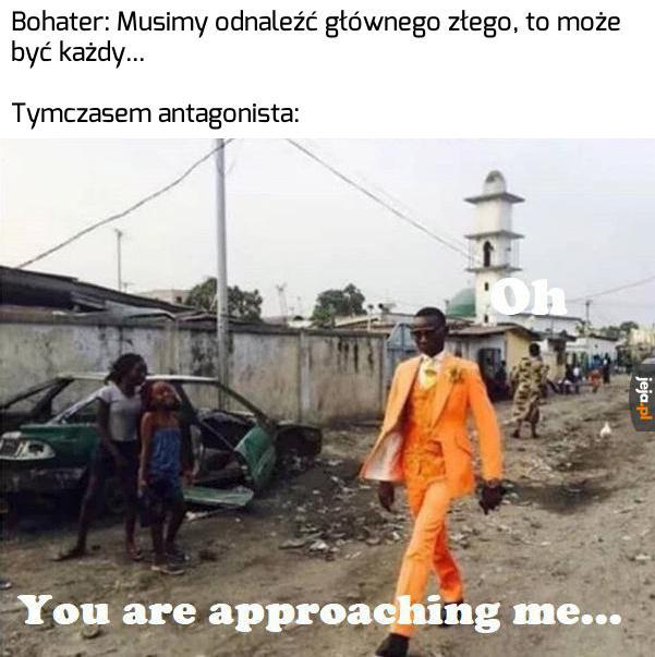Logika złoczyńców