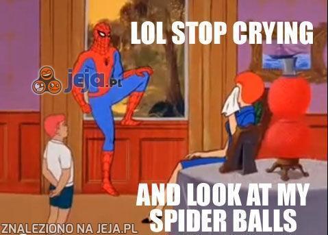 Przestań płakać