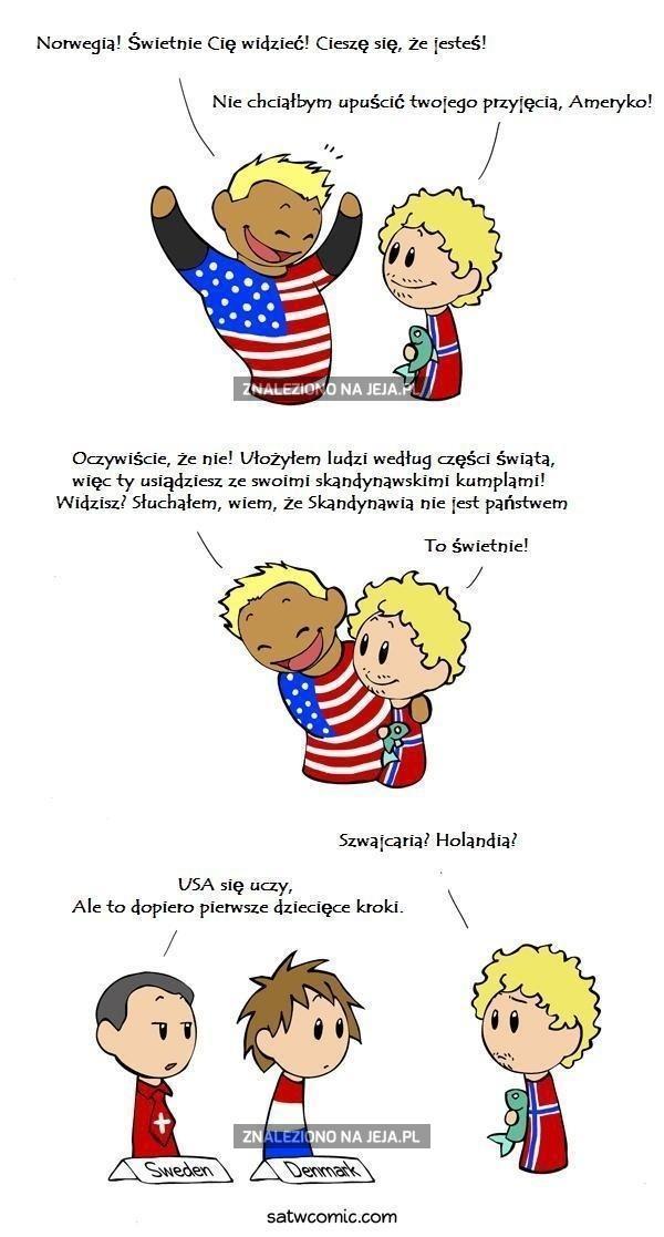 Geografia i USA