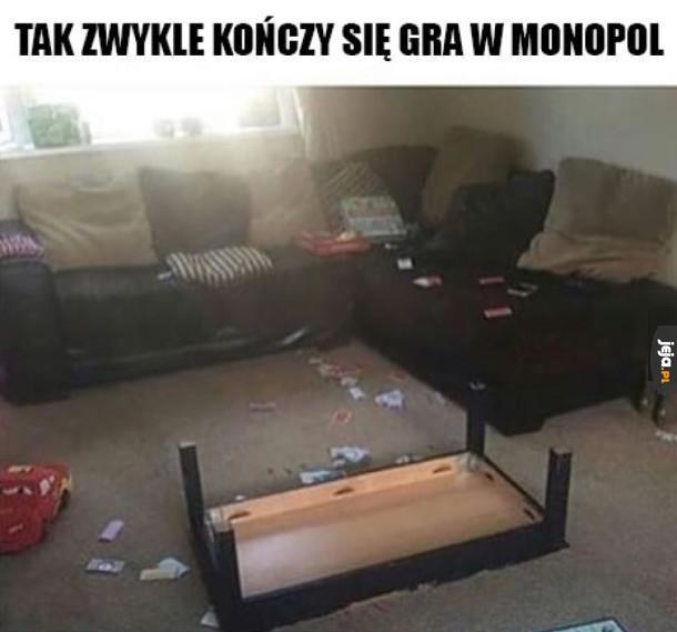 Gra w Monopol