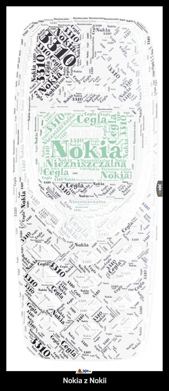 Nokia z Nokii