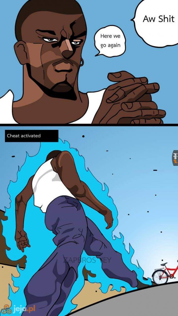 Gdyby CJ występował w anime