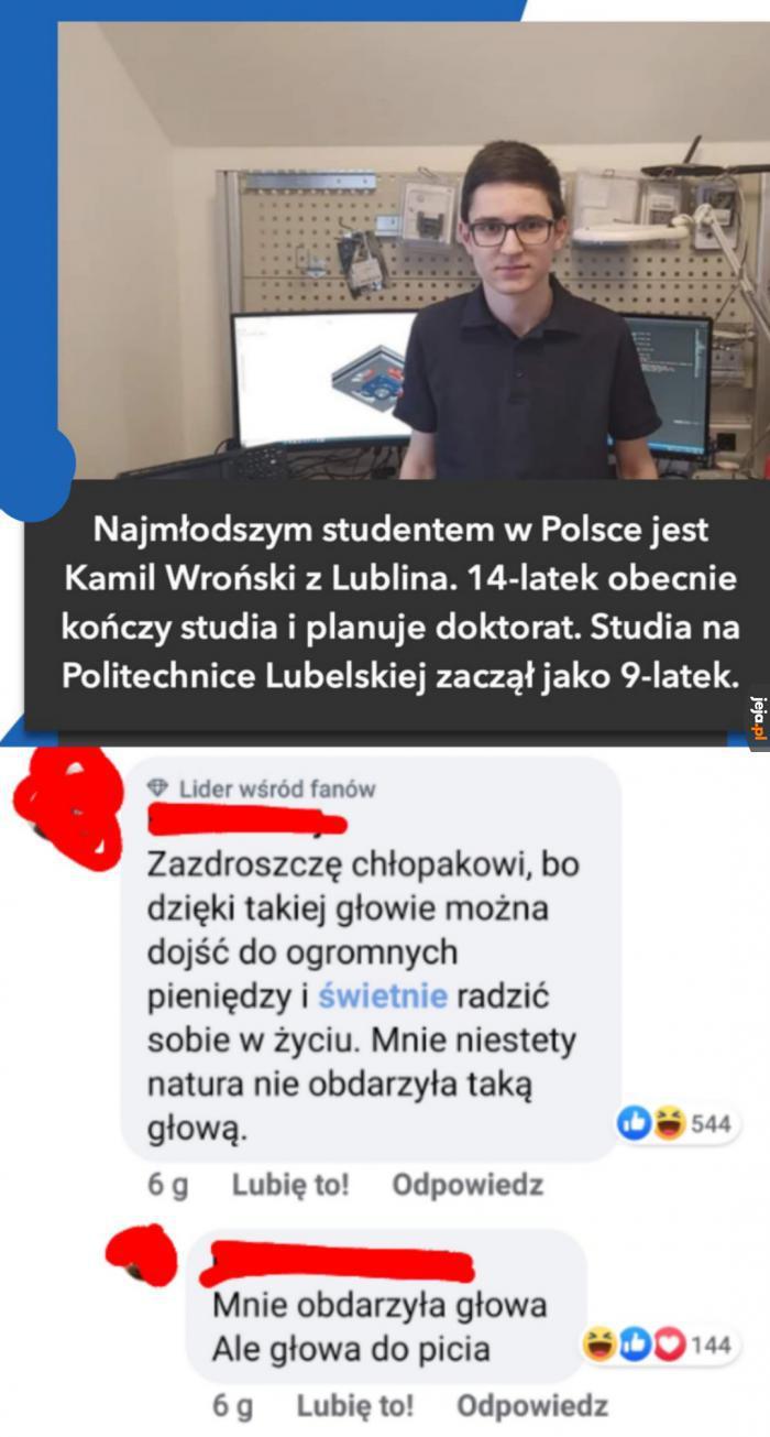 Polska głowa
