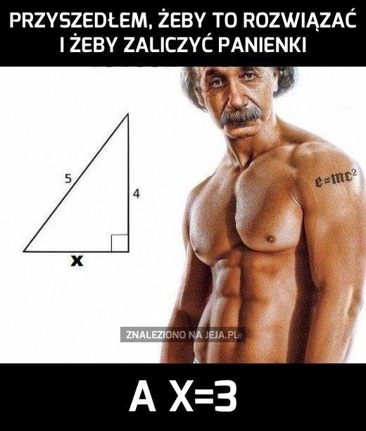 Dobre zagranie, Einstein!