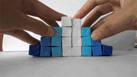 Takiego origami jeszcze nie widziałeś