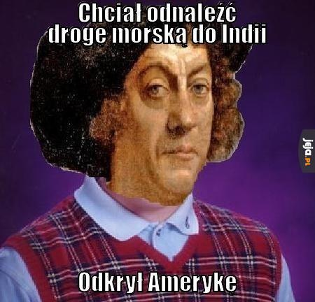 Pechowy Kolumb