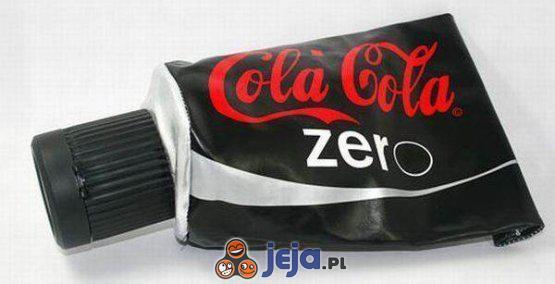 Cola w tubce