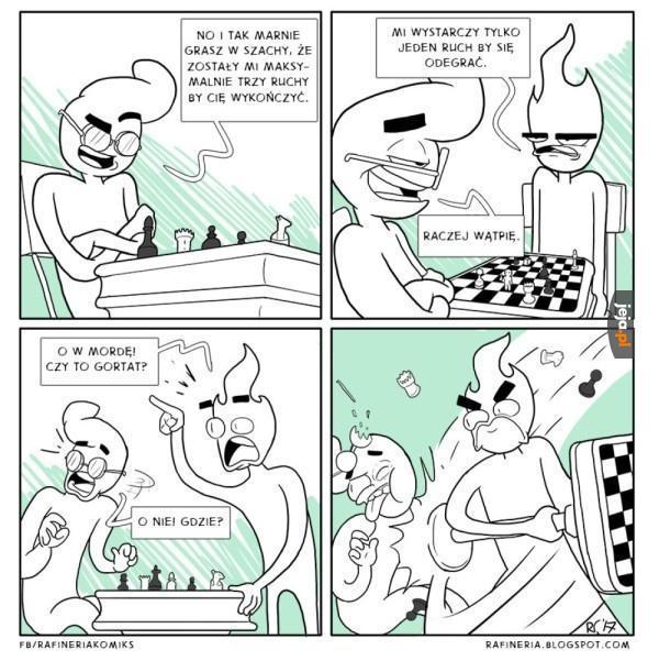Szachowa strategia
