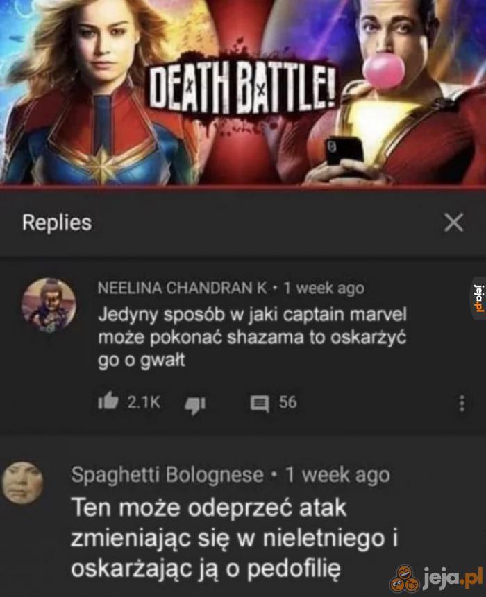 Wyrównana walka