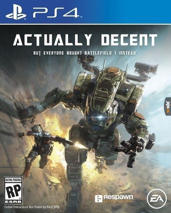 Całkiem niezła, ale i tak wszyscy kupili Battlefielda