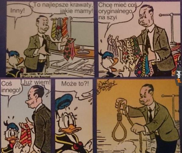 Dziś już takich komiksów nie robią
