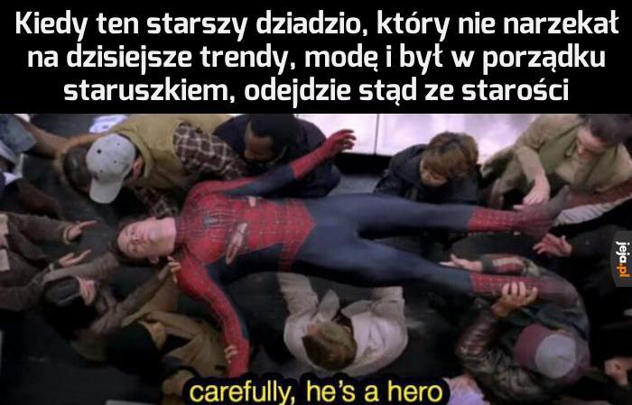 Bohaterowie nigdy nie umierają