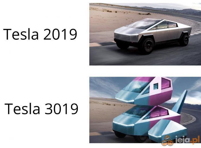 Kto wie, co przyniesie przyszłość