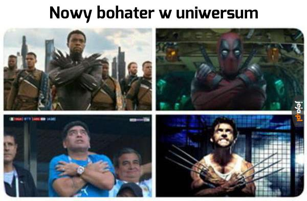 Nowy bohater