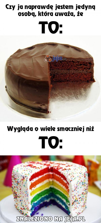 Bo czekolada jest lepsza