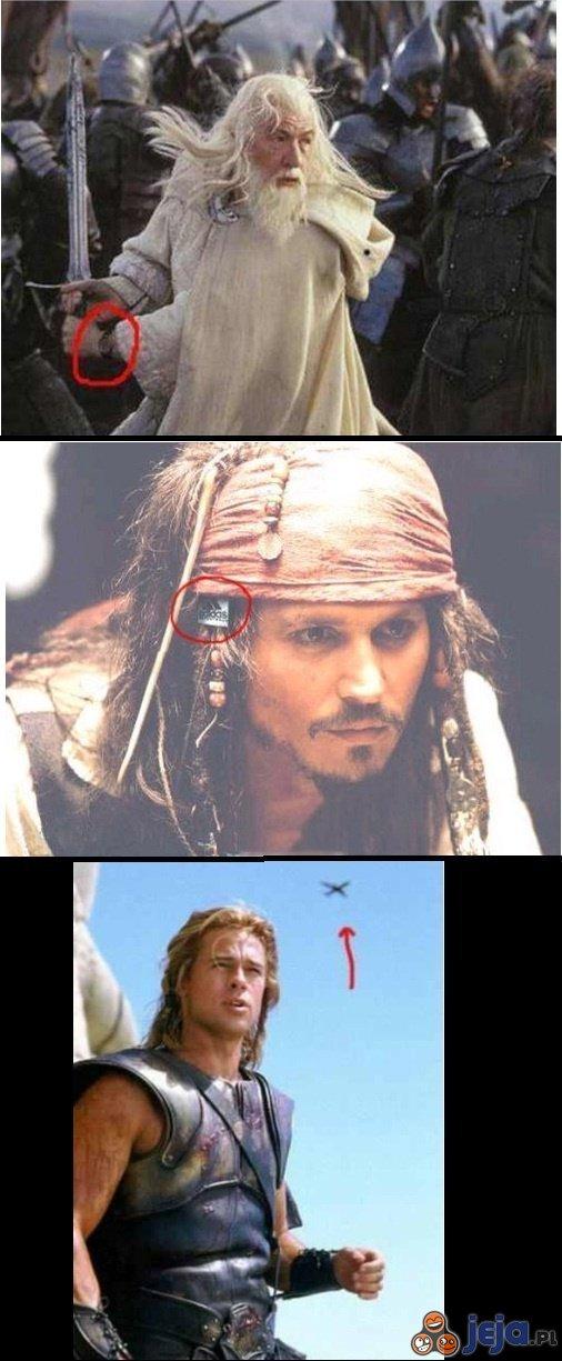 Wpadki w filmach
