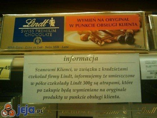 Złodzieje czekolady