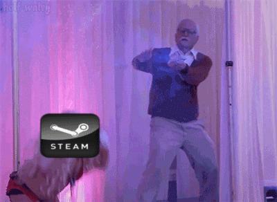 Obniżka Steam