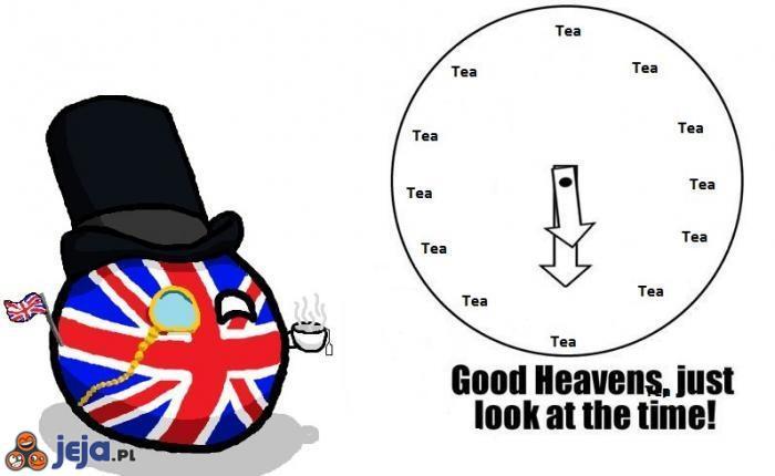 Czas na herbatkę