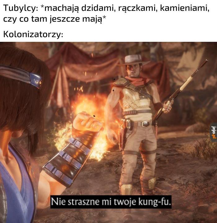 Autochtoni tak mają