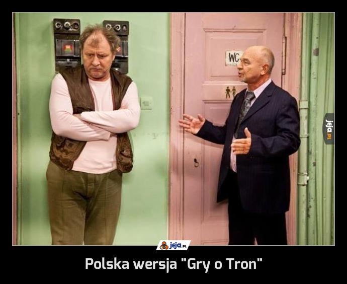 """Polska wersja """"Gry o Tron"""""""
