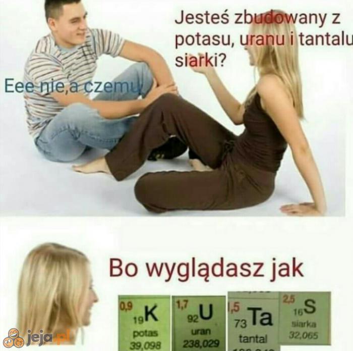 Chemiczny żart