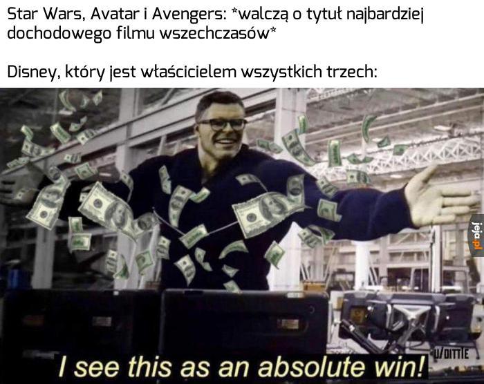 Niech walczą jak najdłużej!