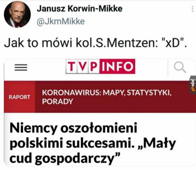 Komentarz pana Janusza