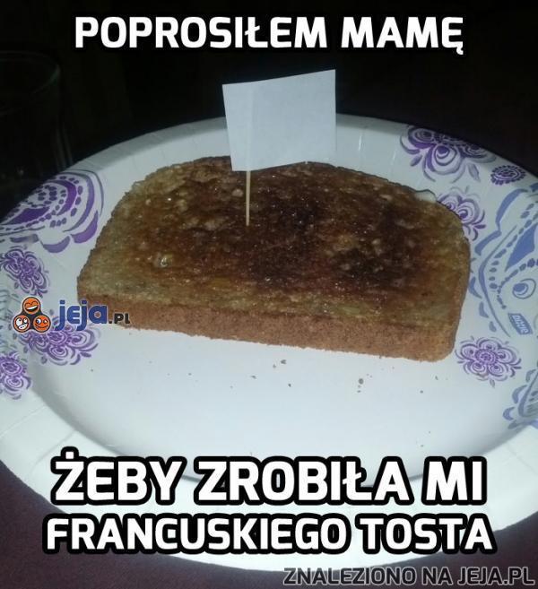 Francuskie tosty