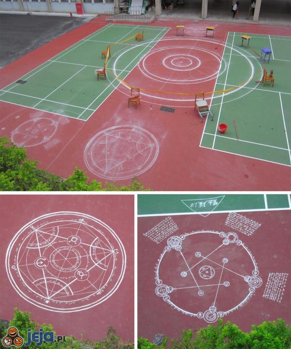 Magiczne symbole