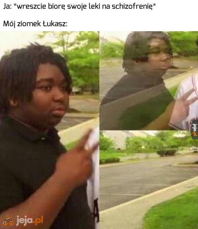 F dla Łukasza