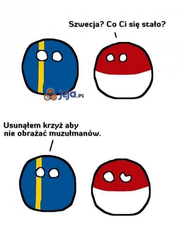 Szwecja, co z tobą?