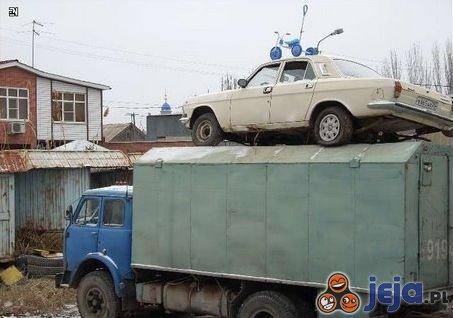 Oszczędne parkowanie