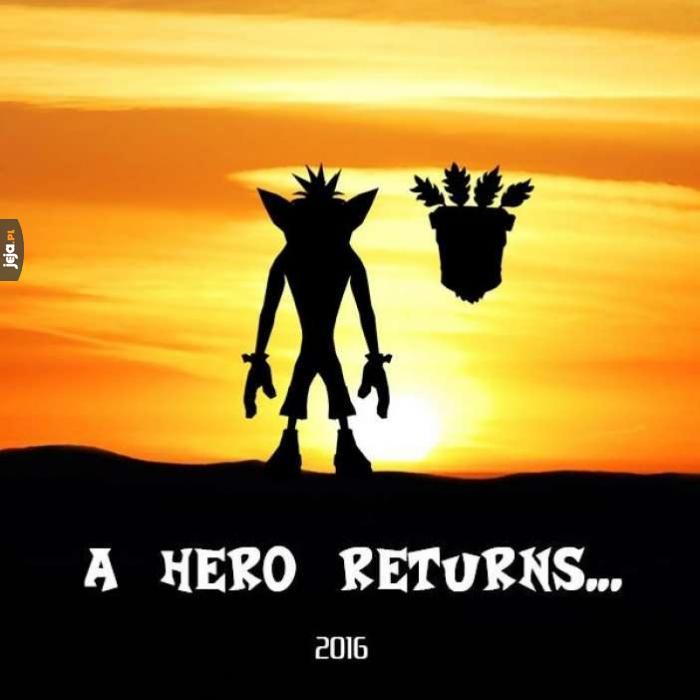 On powróci