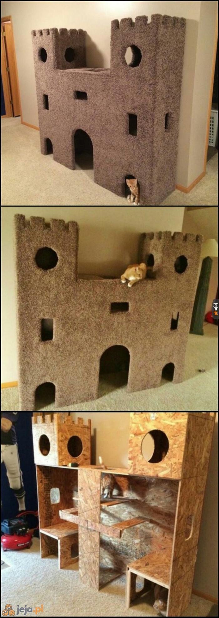Koci zamek