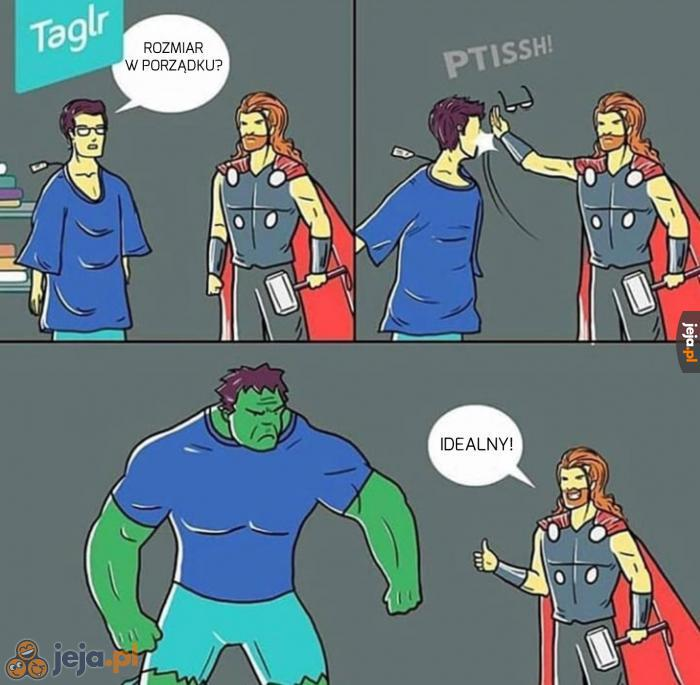Hulk na zakupach