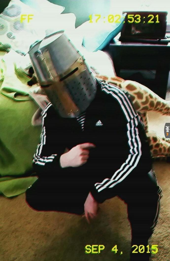 Słowiański rycerz