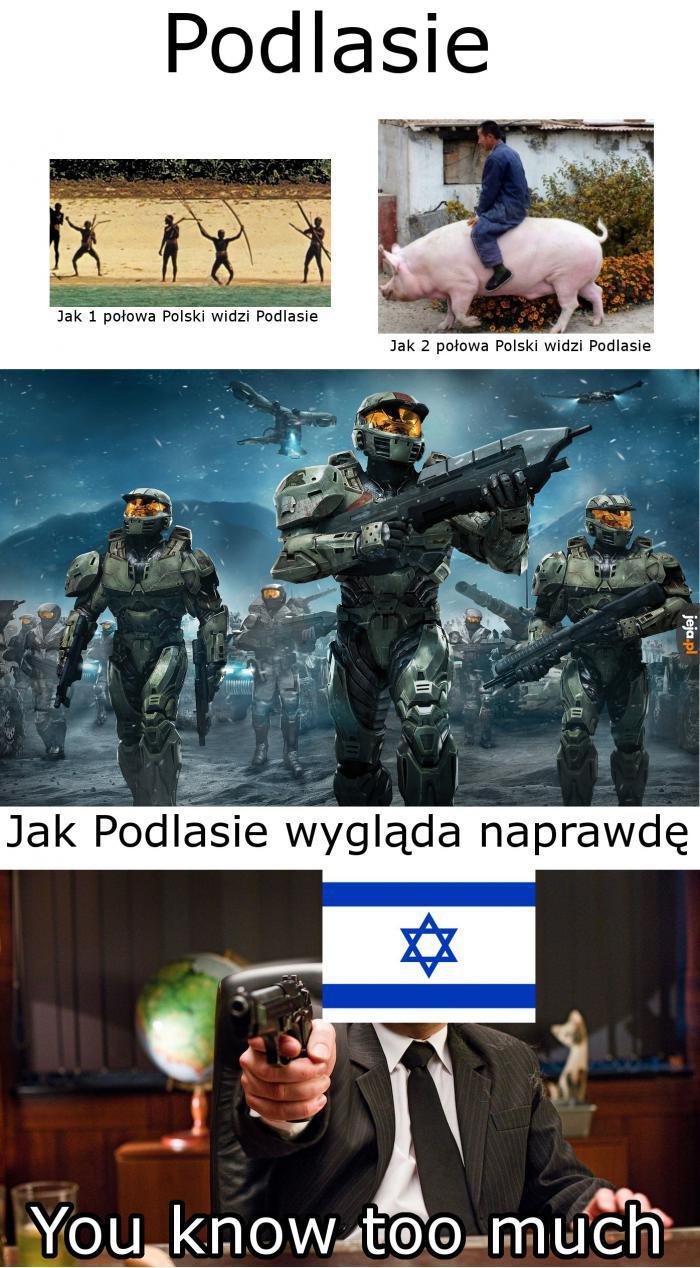 Cała prawda o Podlasiu