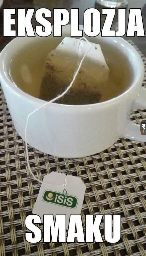 Herbatka ISIS